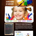 Arrabri Kindergaten Advanced Website