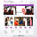 Glam Boutique E-Commerce